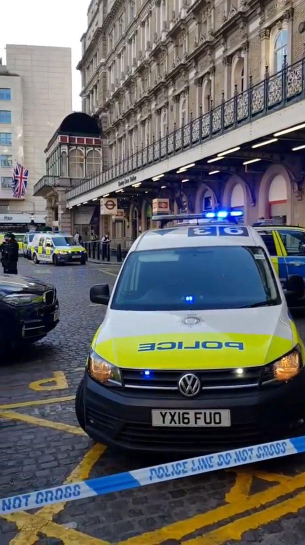 Λονδίνο: Εκκενώθηκε σταθμός μετά από ισχυρισμούς αγνώστου για βόμβα | tovima.gr