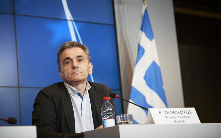Τσακαλώτος: Αποδέχθηκε το δίκαιο των αιτημάτων για τη μη μείωση του αφορολόγητου για τα άτομα με αναπηρία | tovima.gr