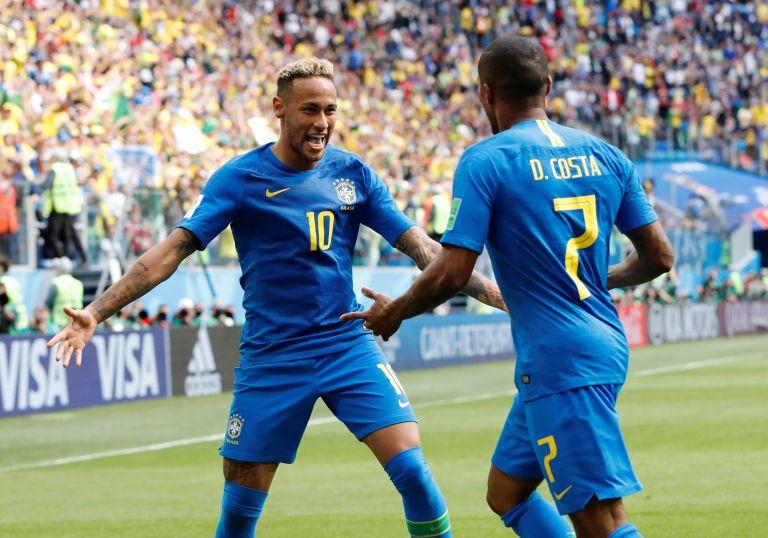 Μουντιάλ 2018: Βραζιλία – Κόστα Ρίκα 2 – 0 | tovima.gr