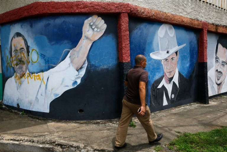 Νικαράγουα: 212 νεκροί στις διαδηλώσεις κατά του προέδρου Ορτέγκα | tovima.gr