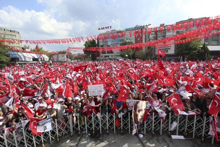 Τουρκικές εκλογές: Σε τηλεμαχία προσκαλεί ο Ιντζέ τον Ερντογάν | tovima.gr