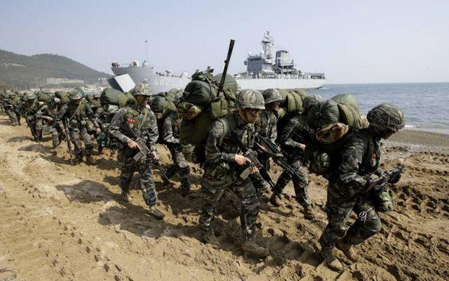 Επ αόριστον αναβολή κοινών στρατιωτικών ασκήσεων από ΗΠΑ-Ν. Κορέας   tovima.gr