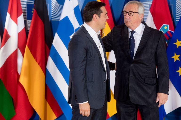 European Commission's two scenarios on Greek debt | tovima.gr