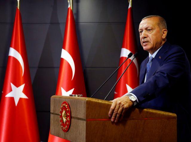 Ο Ερντογάν καταργεί τη θέση του πρωθυπουργού   tovima.gr