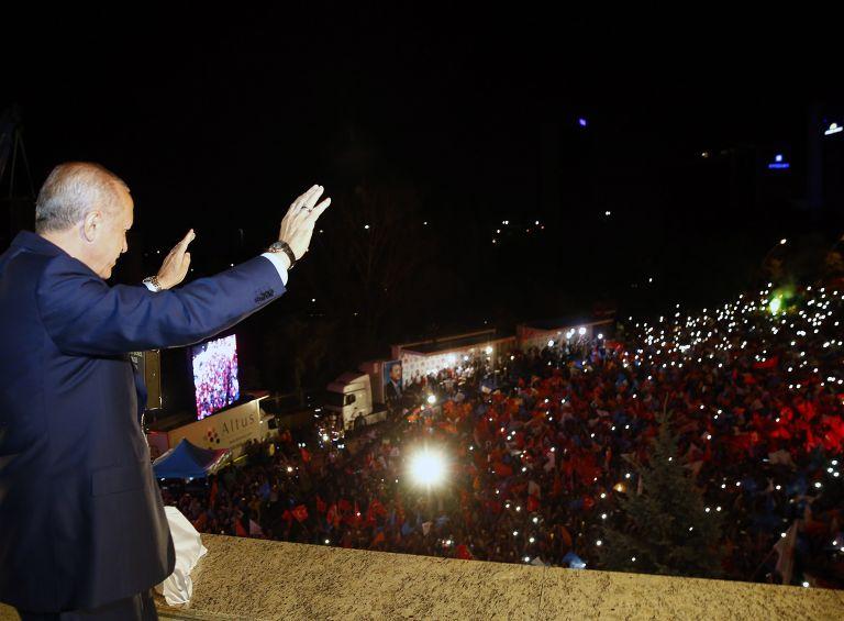 Αγγ. Συρίγος: Αναμενόμενη η νίκη Ερντογάν στις εκλογές της Προεδρίας | tovima.gr
