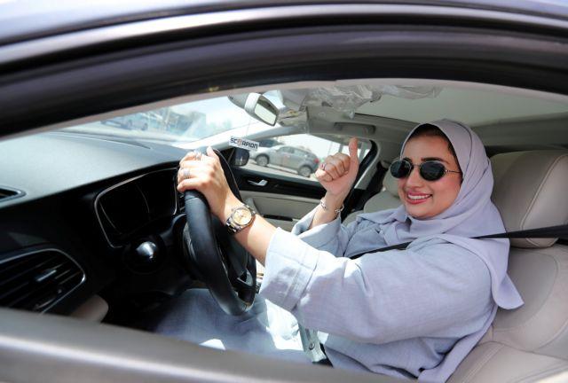 Οι γυναίκες άρχισαν να οδηγούν στη Σαουδική Αραβία | tovima.gr