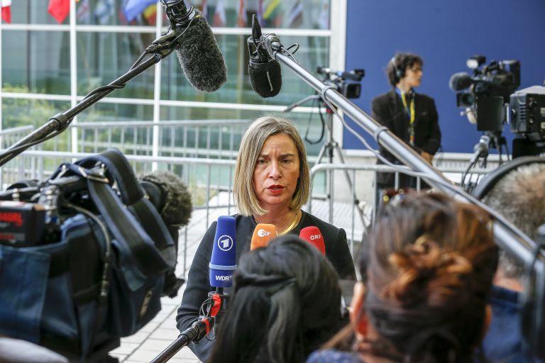 Μογκερίνι: Ελπίζει στην ευρωπαϊκή προοπτική πΓΔΜ και Αλβανίας | tovima.gr