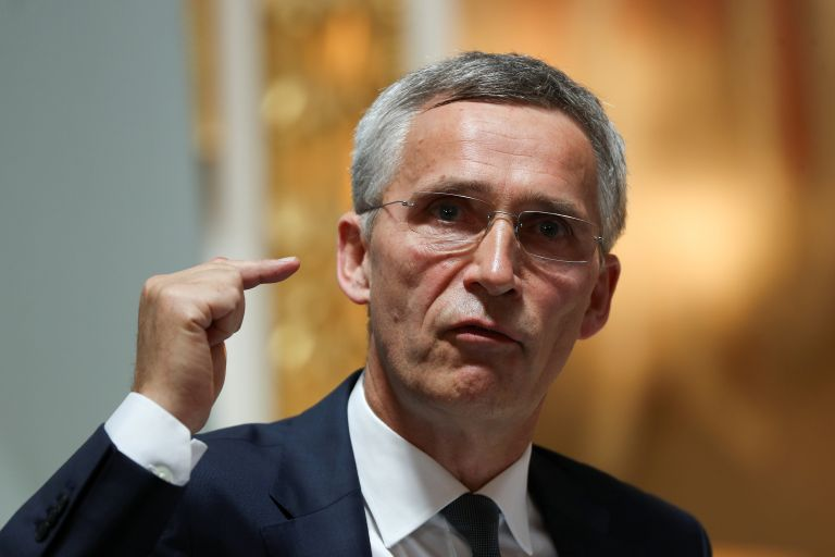 Nato Secretary to visit Athens for talks with PM on FYROM deal | tovima.gr