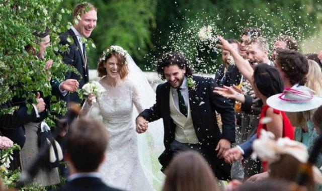 Παντρεύτηκε ο «Τζον Σνόου» | tovima.gr