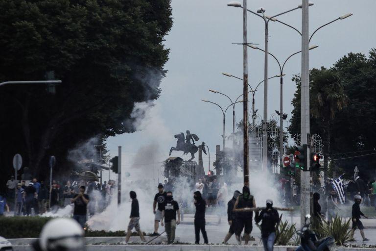 Βόρεια Ελλάδα: Θύελλες φέρνει η συμφωνία των Πρεσπών | tovima.gr