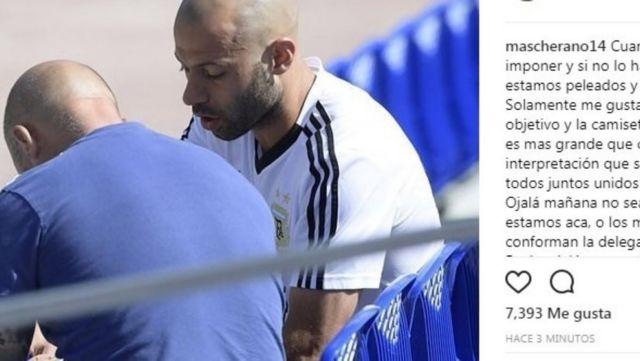 Μαστσεράνο-Σαμπάολι συζητούν για το ματς με τη Νιγηρία | tovima.gr