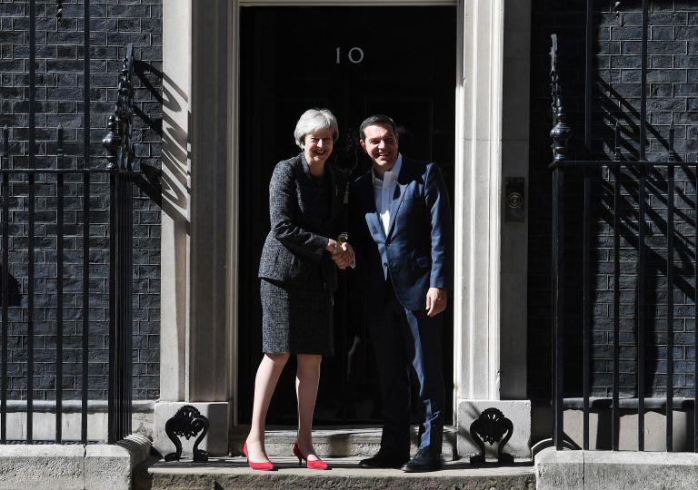 Τσίπρας: Υπάρχει προοπτική στενότερης συνεργασίας με το Ηνωμένο Βασίλειο | tovima.gr