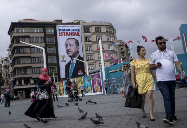 Ο «σουλτάνος» αναζητεί χρόνο και νέους συμμάχους | tovima.gr