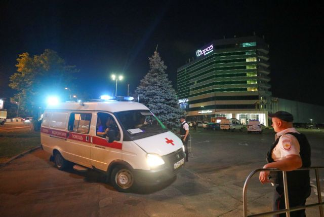 Μουντιάλ: Συναγερμός στο Ροστόφ, απειλές για βομβιστικές επιθέσεις | tovima.gr