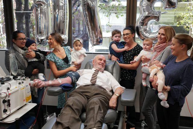 Τζέιμς Χάρισον, 60 χρόνια προσφοράς | tovima.gr