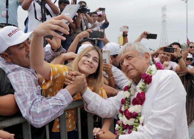 Στον αστερισμό της βίας οι εκλογές στο Μεξικό | tovima.gr