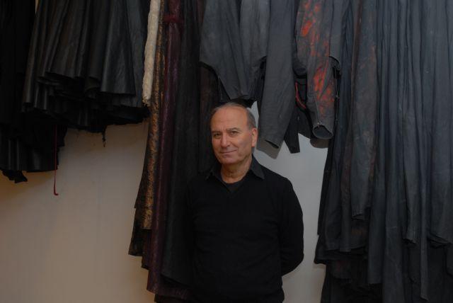 Θεόδωρος Τερζόπουλος: «Πατρίδα μου είναι το ταξίδι» | tovima.gr