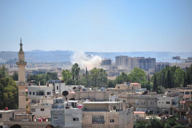 Διαπραγματεύσεις ανταρτών-Ρωσίας στη Συρία | tovima.gr