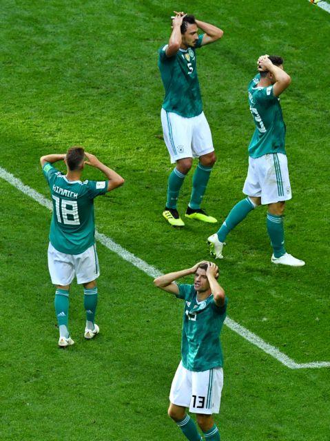 Τις πταίει για το πικρό τέλος του μεγάλου κύκλου της Γερμανίας | tovima.gr