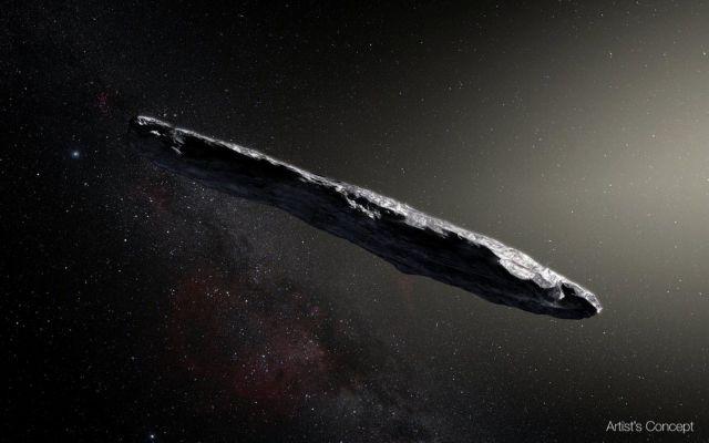 Τελικά ο «Οoυμουαμούα» ήταν κομήτης και όχι αστεροειδής | tovima.gr