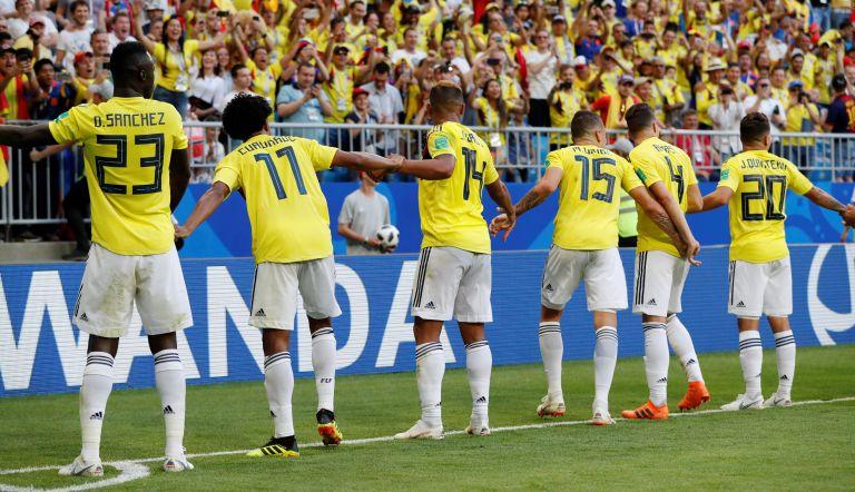 Μουντιάλ 2018:  Ιαπωνία-Πολωνία 0-1 και Σενεγάλη-Κολομβία 0-1 | tovima.gr