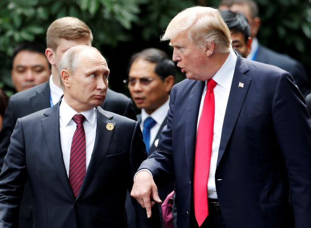 Φόβοι και προσδοκίες από τη συνάντηση Τραμπ – Πούτιν | tovima.gr