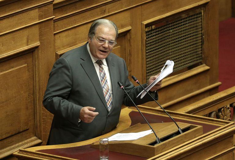 Ο Κατσίκης κατηγορεί τον ΣΥΡΙΖΑ ότι οδηγεί σε διάλυση τον κυβερνητικό του εταίρο | tovima.gr