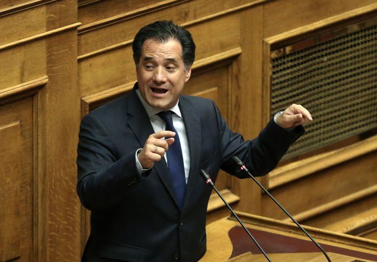 Γεωργιάδης: Οι φόροι με Μητσοτάκη θα πέσουν | tovima.gr