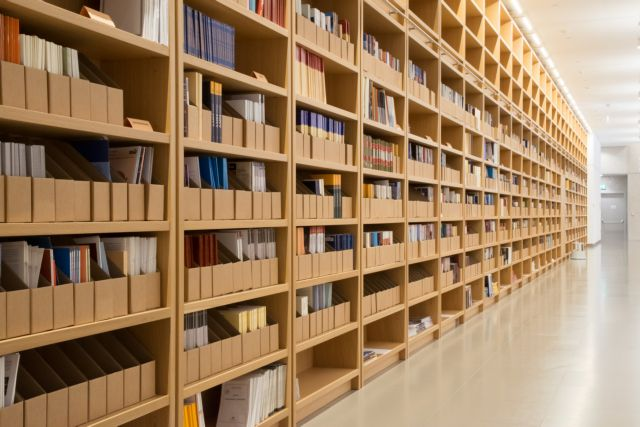 Βίος και Βιβλία – Εθνική Βιβλιοθήκη: η εκκίνηση   tovima.gr