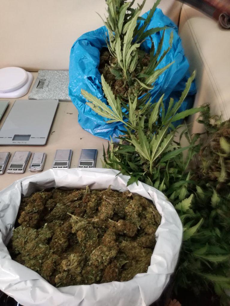 Χανιά: Δύο συλλήψεις για ναρκωτικά | tovima.gr