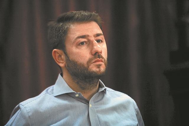 Ανδρουλάκης: «Δώσαμε ανάσες σε ΝΔ, ΣΥΡΙΖΑ»   tovima.gr