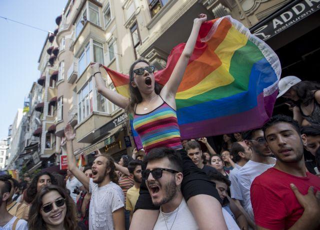 Εγινε το gay pride στην Κωνσταντινούπολη παρά την απαγόρευση   tovima.gr