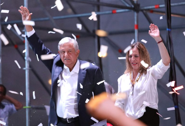 Ποιες οι προκλήσεις για τον νέο πρόεδρο του Μεξικού | tovima.gr