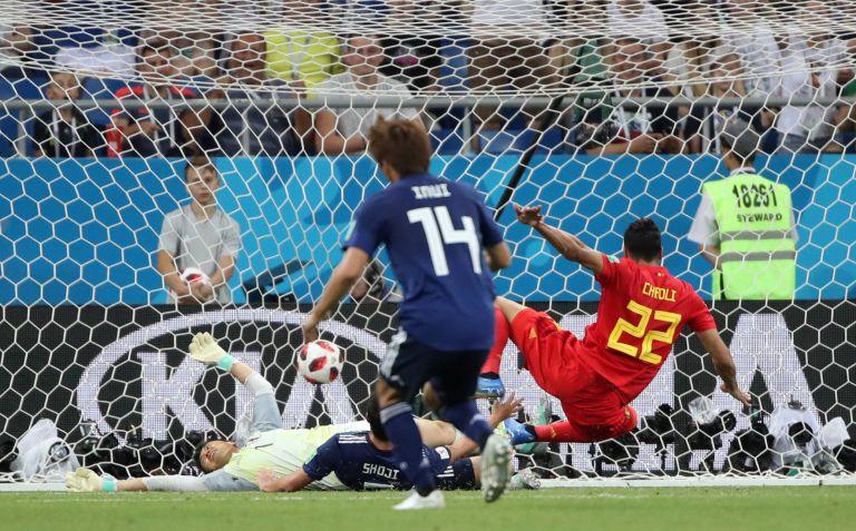 Μουντιάλ 2018: Βέλγιο – Ιαπωνία 3 – 2 | tovima.gr