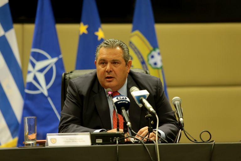 Kammenos: Elections or three-fifths parliamentary majority to approve FYROM deal | tovima.gr