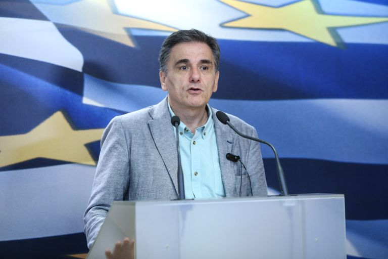 Tsakalotos: We are writing new pages after memorandums Odyssey | tovima.gr