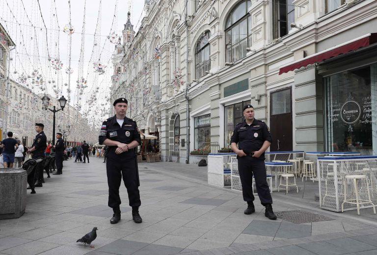 Μόσχα: Νεκρός από πτώση στο κενό βέλγος επιχειρηματίας | tovima.gr