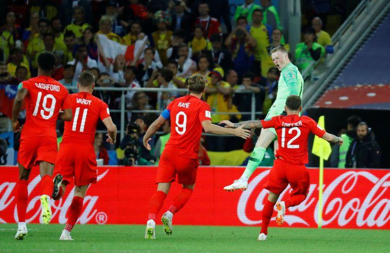 Μουντιάλ 2018: Κολομβία – Αγγλία 1 – 1 (3 – 4 πεν.) | tovima.gr