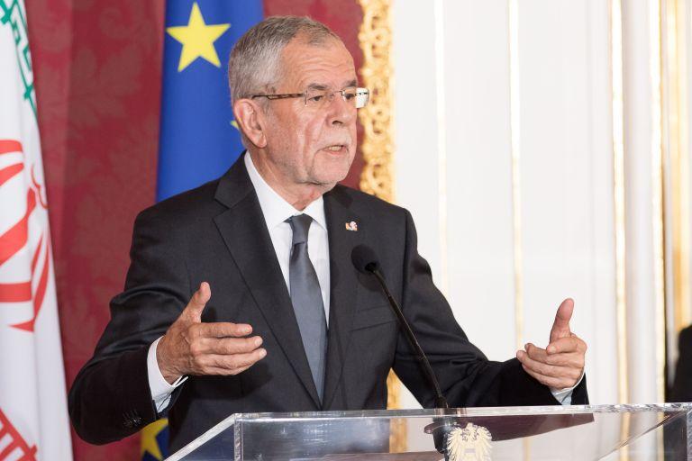 Αυστρία: Κατά σκληρότερης πολιτικής για το άσυλο ο πρόεδρος της χώρας | tovima.gr