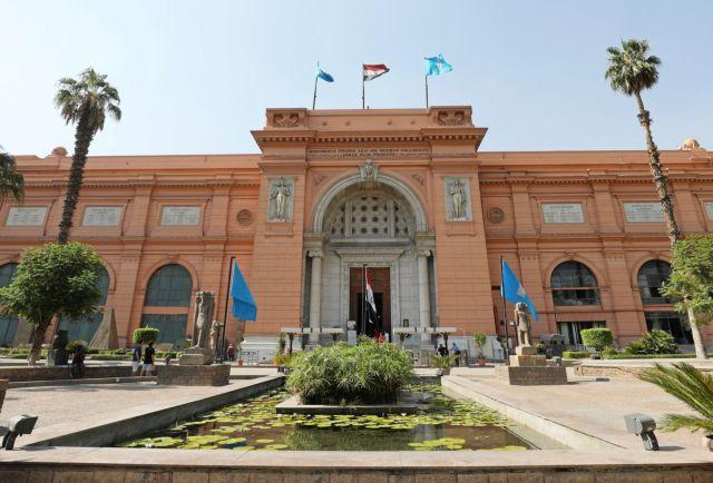 Το 2020 στη διάθεση του κοινού το νέο αρχαιολογικό μουσείο Καΐρου | tovima.gr