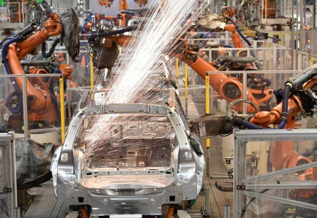Γερμανία: Αύξηση των εξαγωγών μεγαλύτερη από το αναμενόμενο | tovima.gr