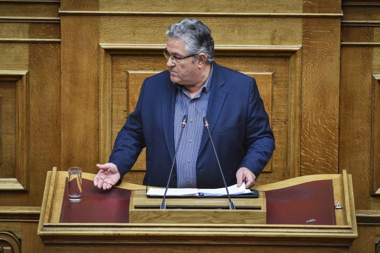 Κουτσούμπας: Χέρι – χέρι, οι δανειστές και η άρχουσα τάξη   tovima.gr