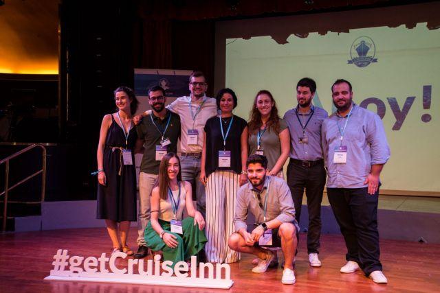 Ο επιχειρηματικός διαγωνισμός για νέους CruiseInn σε κρουζιέρα στο Αιγαίο   tovima.gr