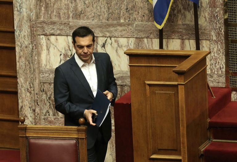 Εβδομάδα επαφών σε Ελλάδα και εξωτερικό για Τσίπρα | tovima.gr