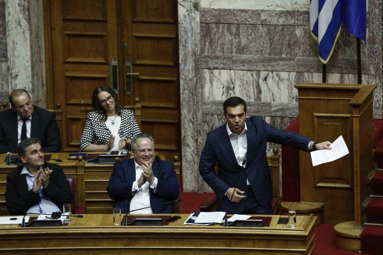 Τσίπρας στο Τwitter: Το σχέδιο μας είναι σαφές | tovima.gr