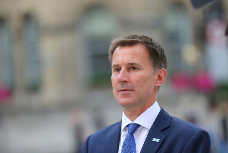 Νέος υπουργός Εξωτερικών της Βρετανίας ο Τζέρεμι Χαντ | tovima.gr