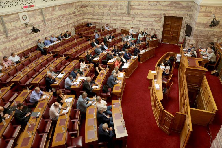 Βουλή: Ψηφίστηκε επί της αρχής ο «Κλεισθένης» | tovima.gr