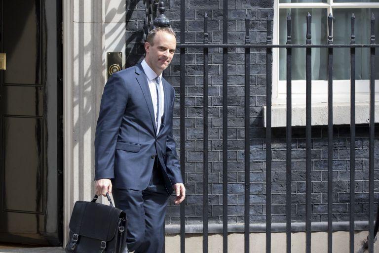 Βρετανία: Νέος υπουργός Brexit μετά την παραίτηση Ντέιβις | tovima.gr