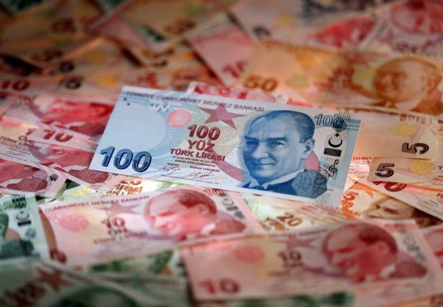 Κατρακυλά η τουρκική λίρα όσο αυξάνεται η ανησυχία για την πολιτική Ερντογάν | tovima.gr