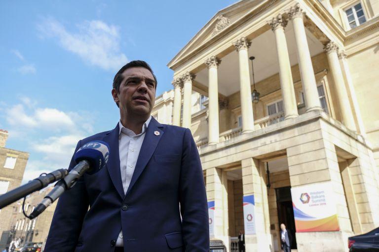 Τσίπρας: Αμοιβαίος σεβασμός μεταξύ των χωρών – μελών του ΝΑΤΟ | tovima.gr